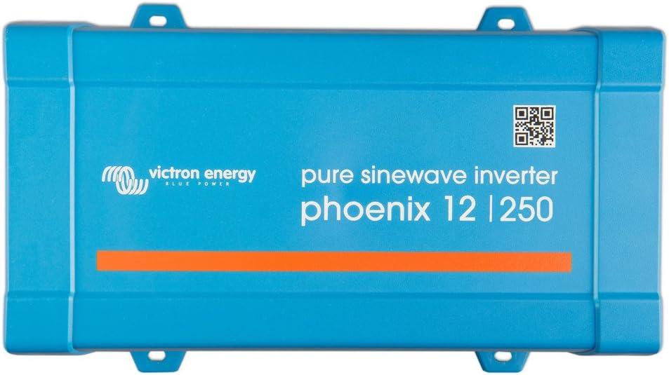Victron Phoenix True Sinewave Inverter 12 250 120V VE.Direct NEMA 5-15R