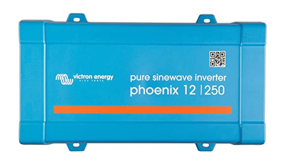 Victron Phoenix True Sinewave Inverter 12 250 120V VE.Direct NEMA 5-15R