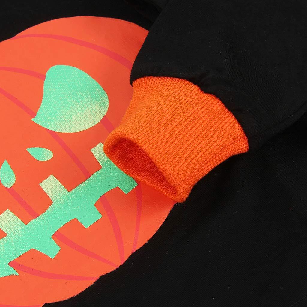 Bambini Pigiama Cotone Pigiami a Maniche Lunghe per Ragazzi e Ragazze Inverno Caldo Indumenti da Notte Vestiti Set Stampa Abbigliamento Sportivo 2-7 Anni