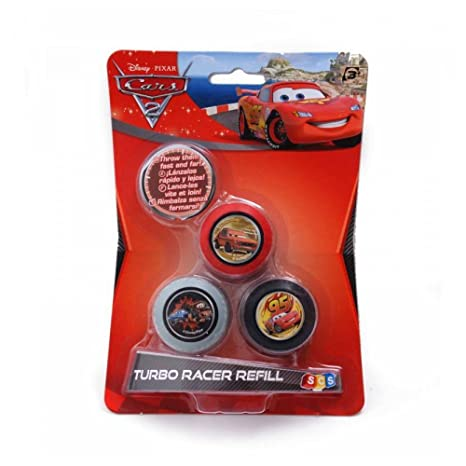 Giochi Preziosi Cars 2 - Recambio Turbo Racers