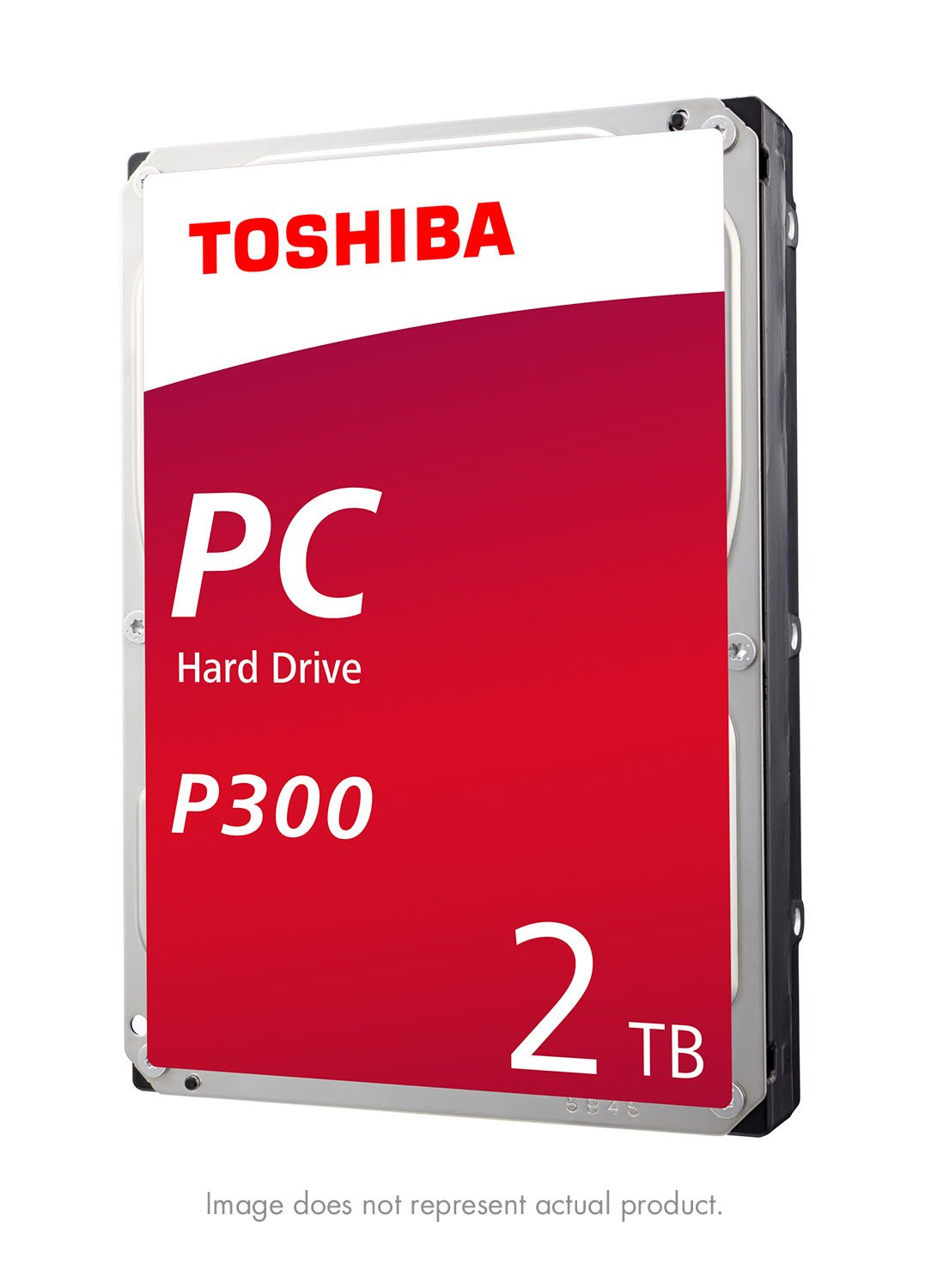 Toshiba 2tb Desktop 7200rpm Internal Hard Drive Plasdisk 2gb Packing Hijau Computers Accessories