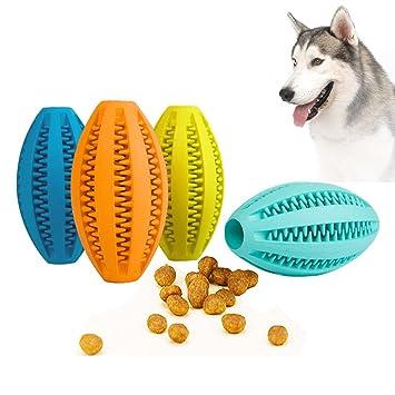 Idepet Hund Spielzeug Ball, ungiftig Bite resistent Spielze