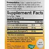 Nature039s Way Pycnogenol - 50 mg - 30 Tablets Discount