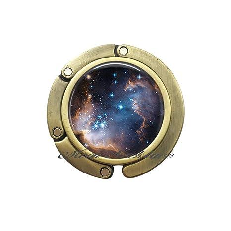 Amazon.com: ZE252 - Gancho para bolso de abalorios, diseño ...