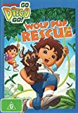 Go Diego Go! Wolf Pup Rescue | NON-USA Format | PAL | Region 4 Import - Australia