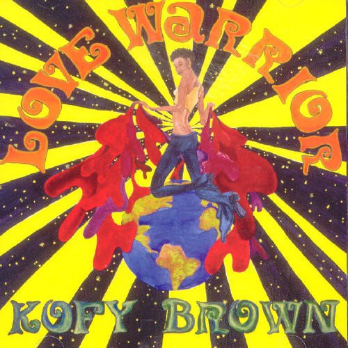 CD : Kofy Brown - Love Warrior (United Kingdom - Import)
