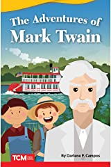 The Adventures of Mark Twain (Literary Text) Perfect Paperback