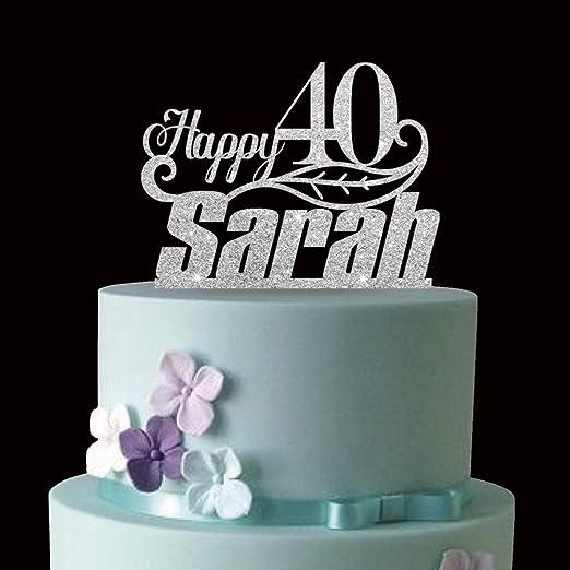 Kiskistonite - Decoración para tarta de cumpleaños con ...