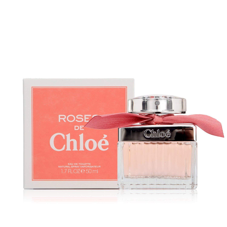 Roses De Chloe By CHLOE FOR WOMEN 1.7 oz Eau De Toilette Spray