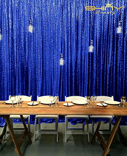 Royal Blue Sequin (8 X 8 , Ready to Dispatch,Royal Blue Sequin Backdrops,Royal Blue Sequin Photo Booth Backdrop, Party Backdrops,wedding Backdrops, Sparkling Photography Prop)