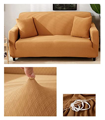 Amazon.com: WJX&Likerr Waterproof Stretch Sofa Cover ...