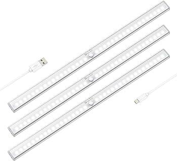 OxyLED Motion Sensor Lights Under Cabinet Lighting Closet Light