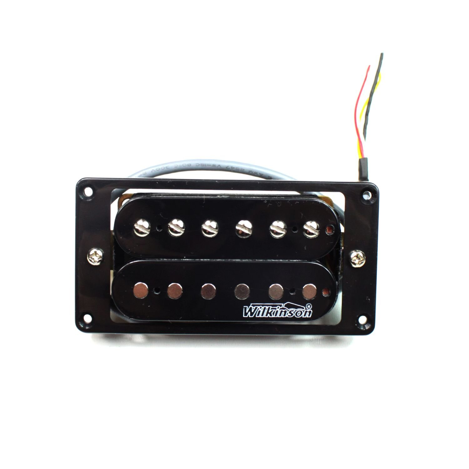 Wilkinson Pickup Wiring Diagram Jackson Guitar Mwhbn Electric Neck Humbucker Black High Rh Amazon Co Uk Single Coil
