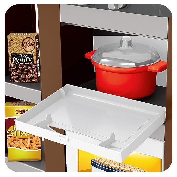 Amazon.com: Salaks - Juego de cocina de lujo con luces y ...