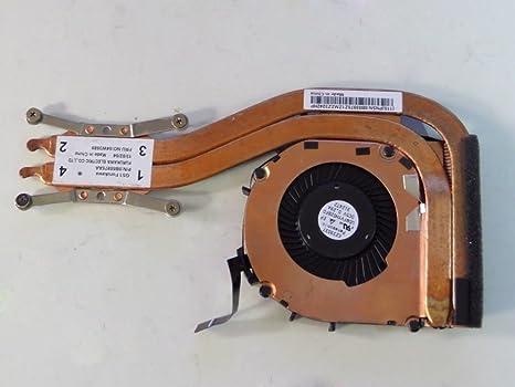 Nbparts Original for Lenovo Thinkpad X1 Carbon CPU Cooling Fan Heatsink  04w3589