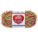 RED HEART Scrubby Yarn, Tropical