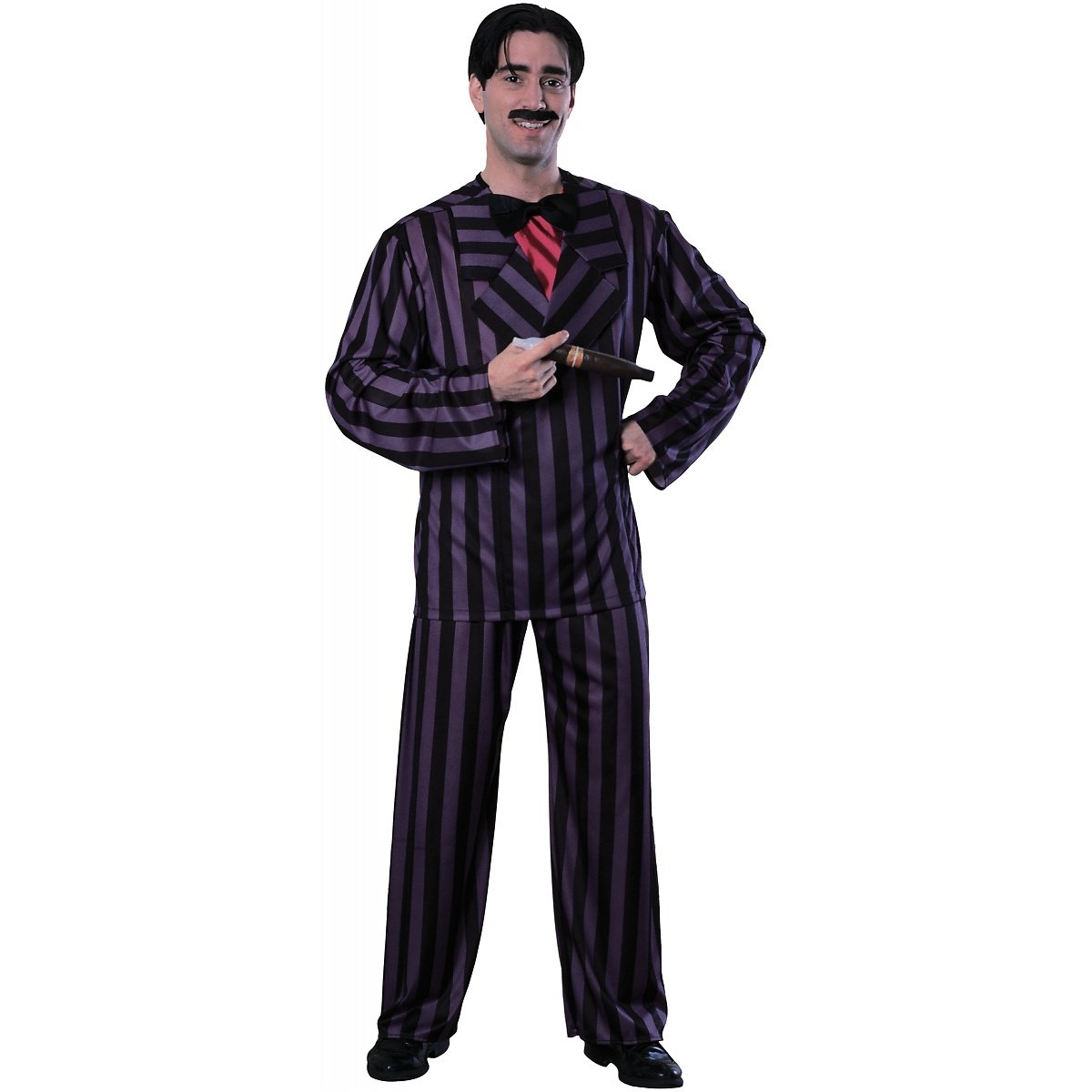 sc 1 st  Amazon.com & Amazon.com: Rubieu0027s The Addams Family Gomez Adams Costume: Clothing