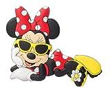 Disney PVC Soft Touch Magnet: Minnie Mouse
