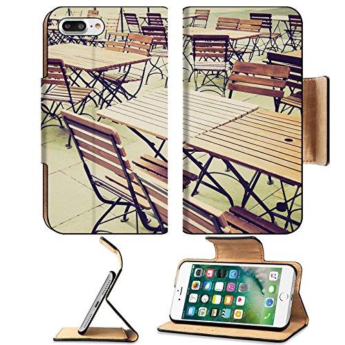 Luxlady Premium Apple iPhone 7 Plus Flip Pu Leather Wallet Case iPhone7 Plus 27620877 Vintage lo ...