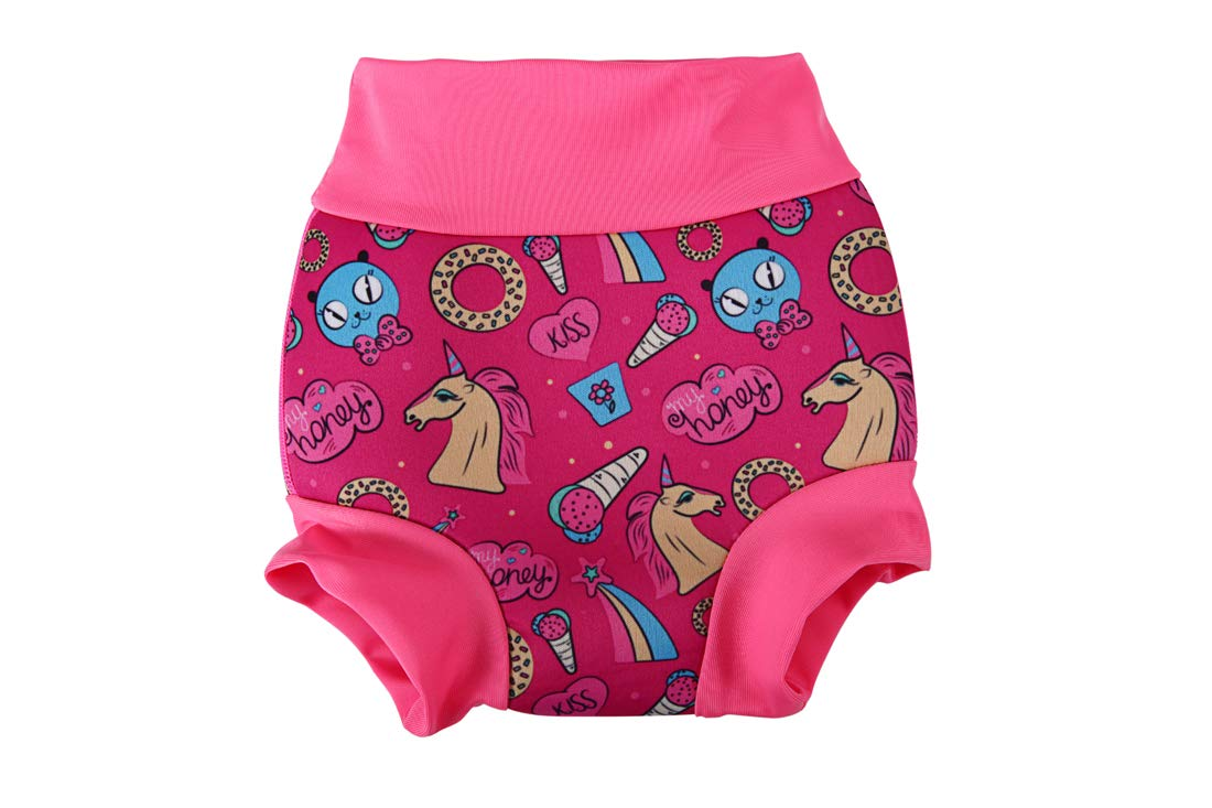CTSC Swim Diapers Reusable Swim Diaper Baby Water Swimming Nappy for Boy /& Girl Blue, 3-6Months