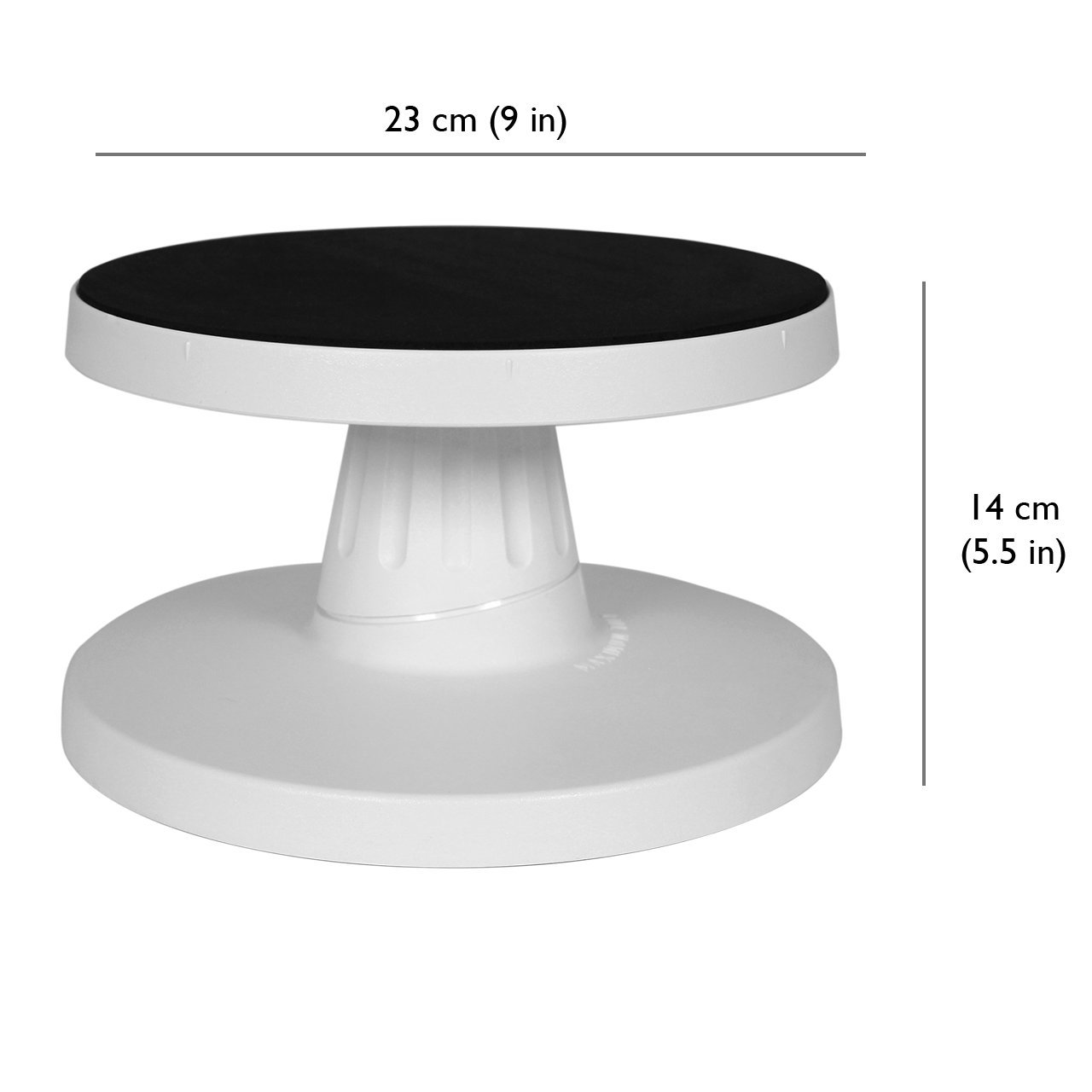 CK Products TT460 PME Tilting Turntable, for Cake Decorating, Standard, White by CK Products (Image #3)