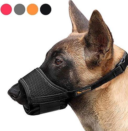 HEELE-Maulkörbe-aus-Nylon-für-Hunde