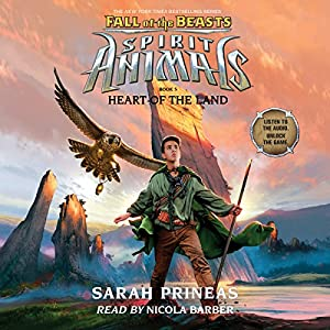 Heart of the Land Audiobook