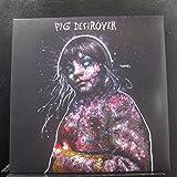 Pig Destroyer - Painter Of Dead Girls - Lp Vinyl Record