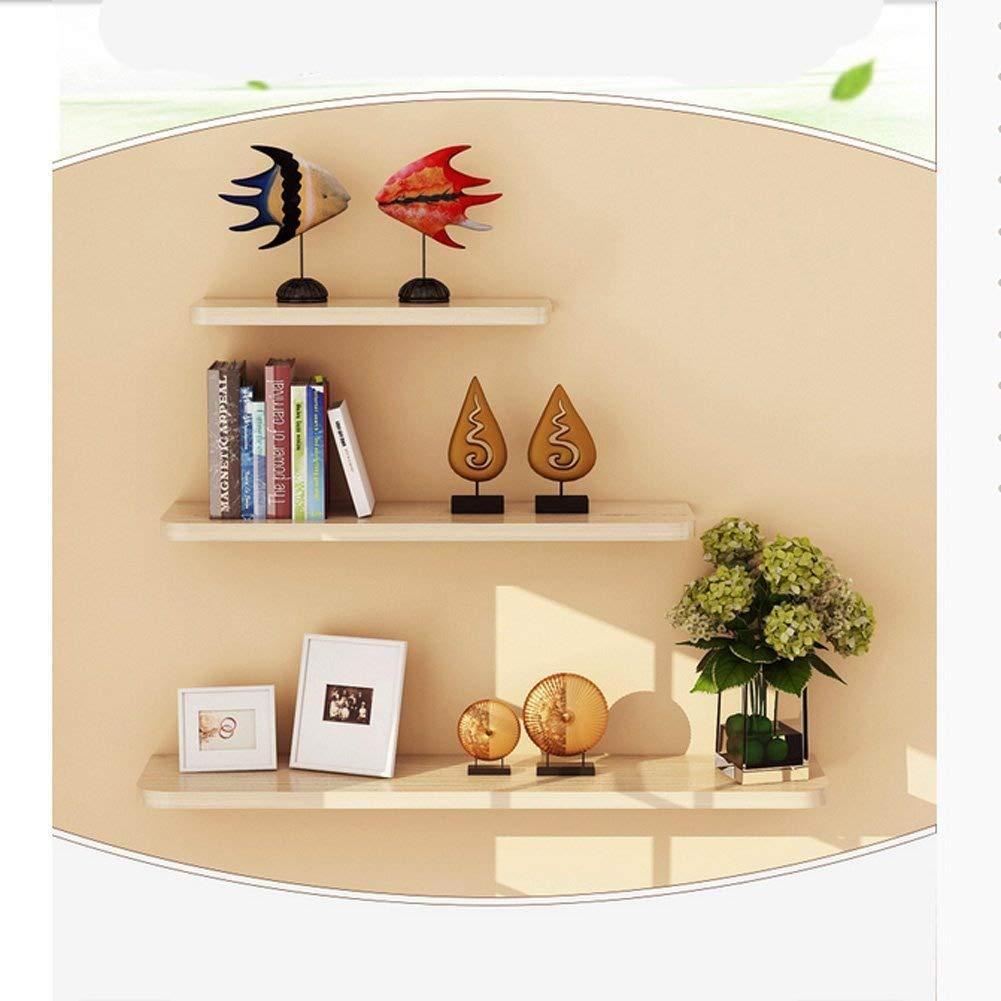Amazon.com: Yontree Wall Mount Shelf Floating Shelves 3PCS (S/11.8 ...