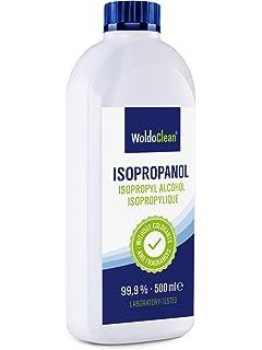 Lalcool Isopropylique 999 Alcool Liquide 500ml Amazonfr