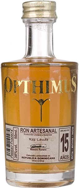 Opthimus 15 Anos Res Laude Rum (1 x 0.05 l)