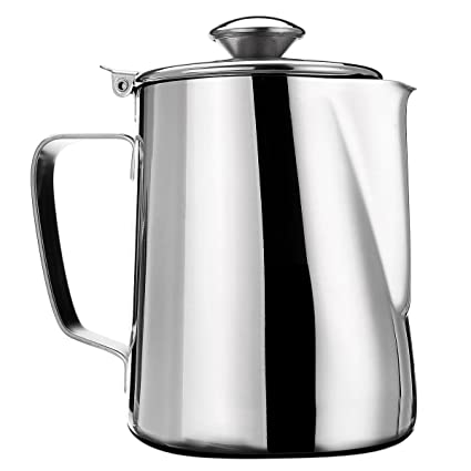 Amazon.com: Kitchen 350/600ml Coffee Milk Jug Coffee Pot ...