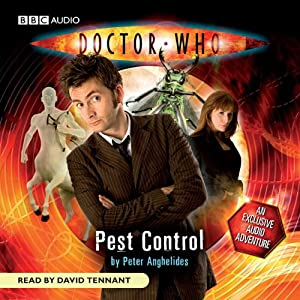 Doctor Who: Pest Control (Unabridged) Audiobook