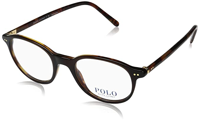 Polo Ralph Lauren 0PH2047, Monturas de Gafas para Hombre, Multicolor (Top Brown/