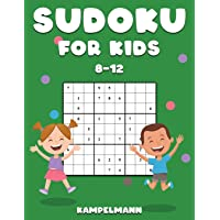 Sudoku for Kids 8-12: 200 Sudoku Puzzles for Childen 8 to 12 with Solutions - Increase Memory and Logic
