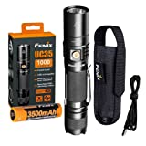 BUNDLE: Fenix UC35 960 Lumens PD35 Rechargeable