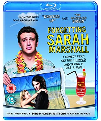 Forgetting Sarah Marshall Blu Ray 2008 Region Free Amazon Co Uk