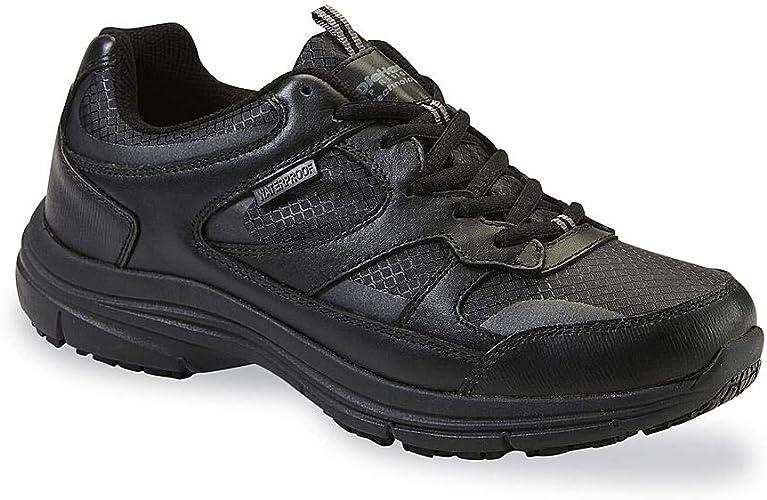 Chrissie Waterproof Work Shoe - Black