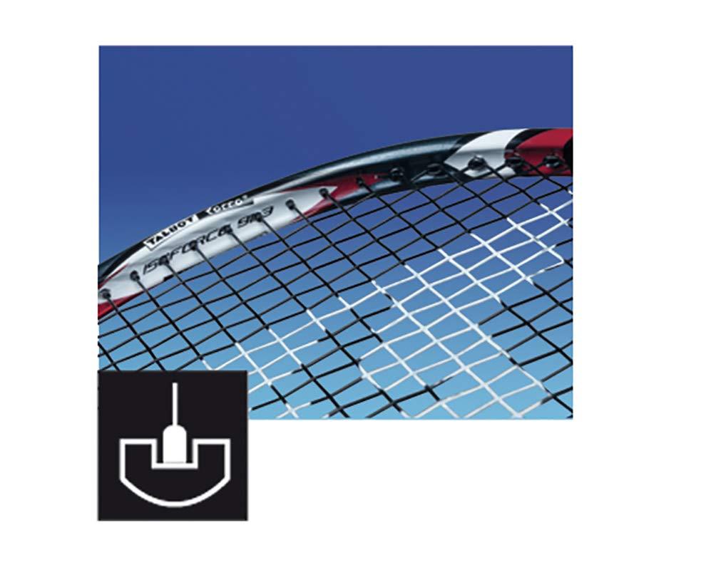 Talbot Torro Badmintonschl/äger Isoforce 5051.8 Ultra Carbon4 f/ür h/öchste Schlagpr/äzision 439931 Mega Power Zone