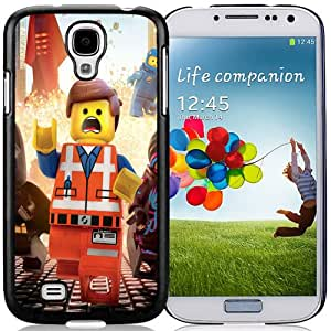 NEW DIY Unique Designed Samsung Galaxy S4 I9500 Phone Case For The Lego Movie Phone Case Cover