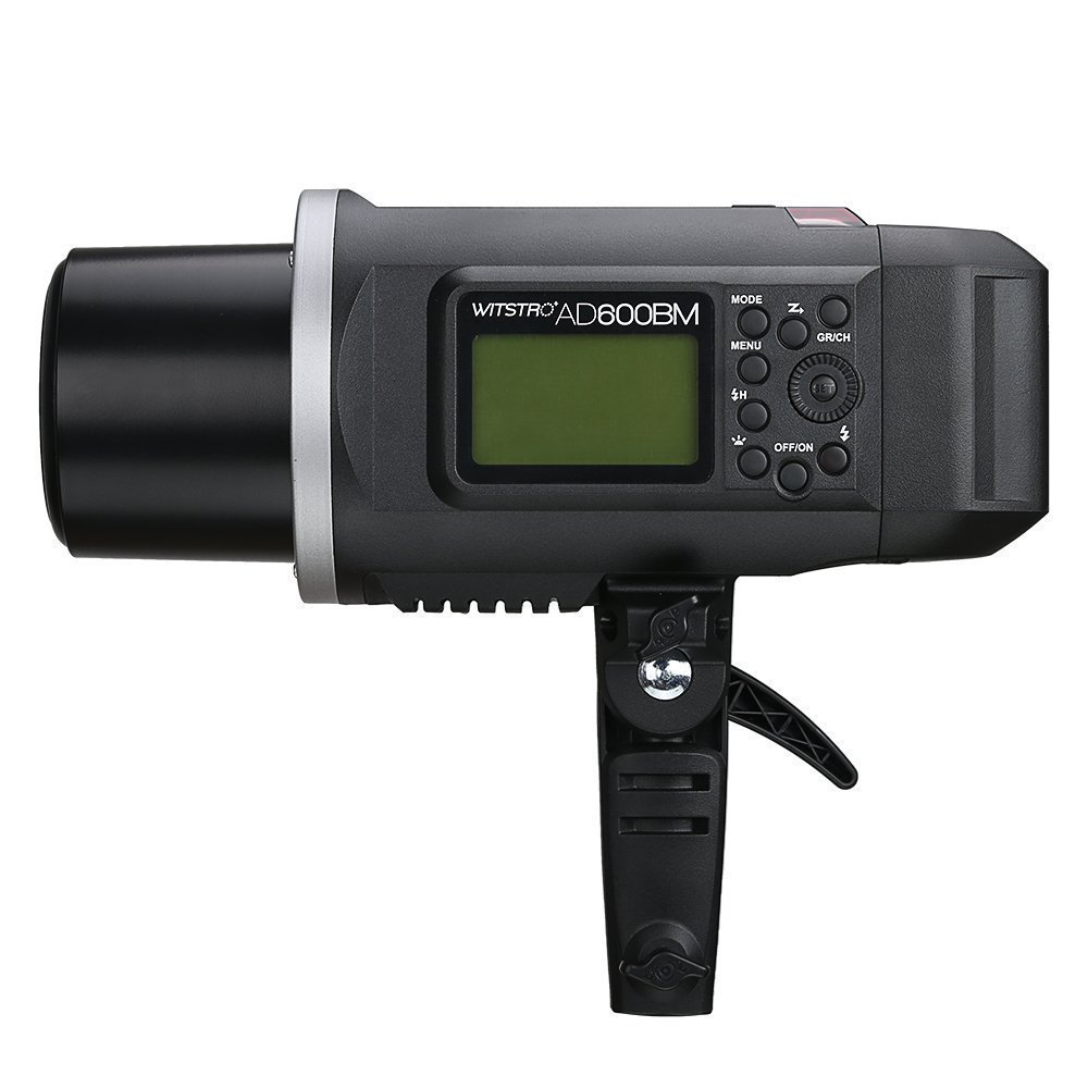 Godox AD600BM Bowens Mount 600Ws GN87 High Speed Sync Outdoor Flash Strobe Light with Xpro-C Transmitter Trigger for Canon Cameras by Godox (Image #2)