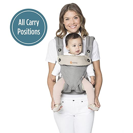 Amazon Ergobaby 360 All Carry Positions Award Winning