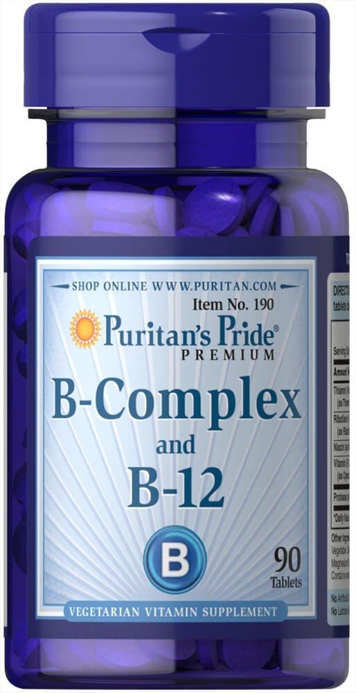 ビタミンB12 サプリメント③