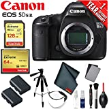 Canon EOS 5DSR DSLR Camera (Body Only) International Version (No Warranty) Professional Photographer Bundle