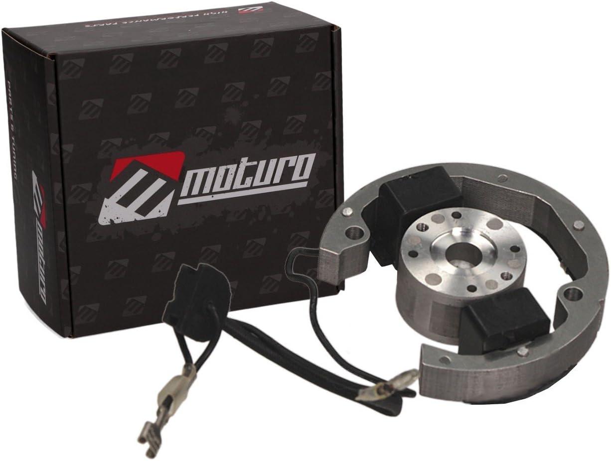 Moturo Z/ündanlage Z/ündung f/ür KTM SX 50 Senior Adv 02-06