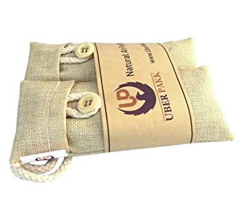 Geruch Absorber Aktivkohle Bambus Parfum Bag. Natural Duft Frei Deo ...