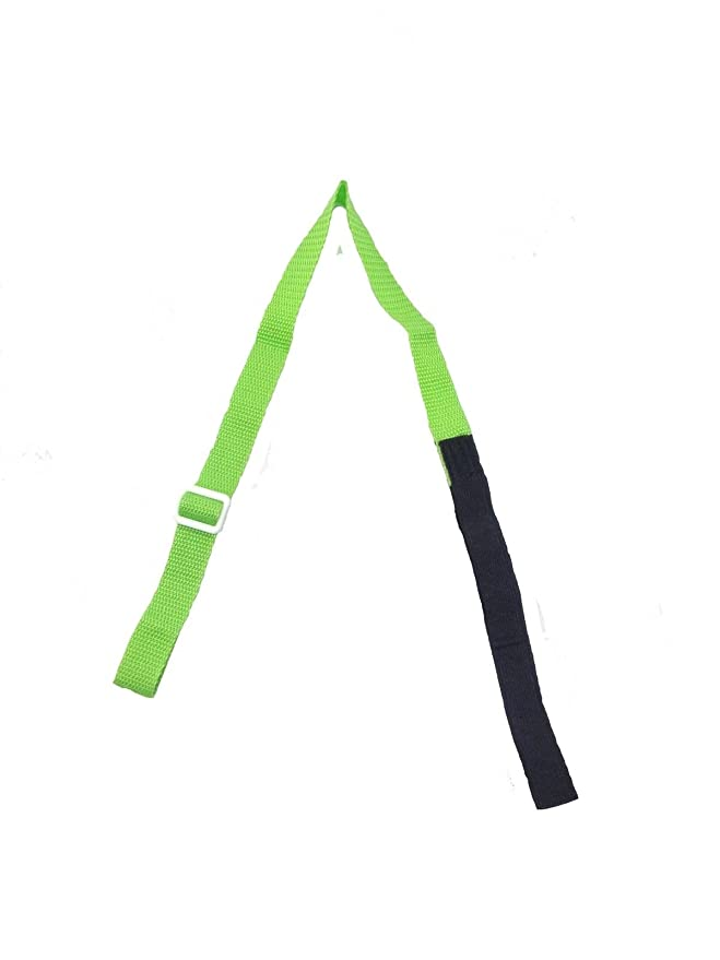 Child Elasticated Wrist Link Strap For Baby//Toddler Safety Green