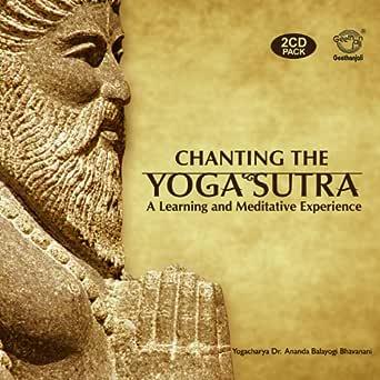 Patanjali Yoga Sutra (Chanting) de Dr. Ananda Balayogi ...
