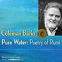 Pure Water: Poetry of Rumi Rede von Coleman Barks, Jellaludin Rumi Gesprochen von: Coleman Barks, Eugene Friesen