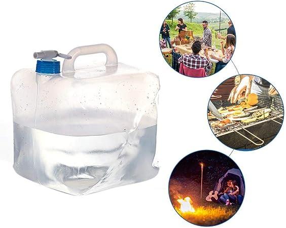 Plier un peut 20 L eau transporteur est pliant un conteneur